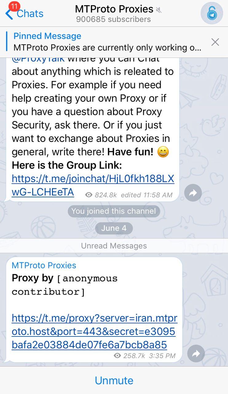 Beaches] Mtproto proxy telegram چیست
