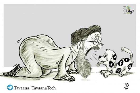 احمد خاتمی: فضای مجازی سگ هار است.