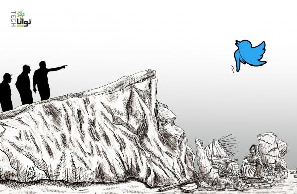تاثیرگذاری شبکه های اجتماعی در حوادث بزرگ طبیعی - بهنام محمدی